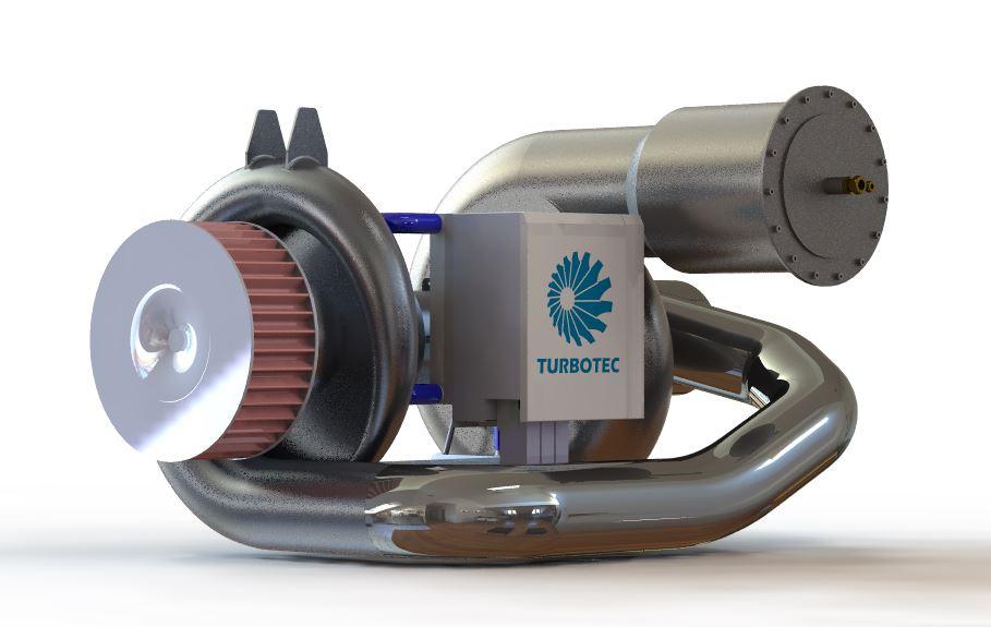 Hydrogen Gas Turbine